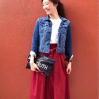 UNIQLO☆ハイウエストスカートがすごい!おしゃれなコーディネートをご紹介☆