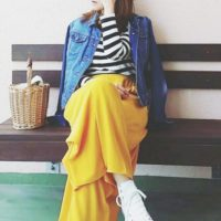 【17春夏のトレンドアイテム】パラッツォパンツを使ったおしゃれコーデを学ぼう☆