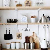 目指したいのはカフェの厨房♡みんなの魅せるキッチン15選