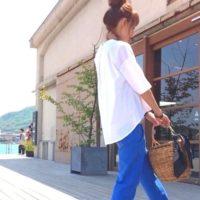 『GU』『ユニクロ』2017夏カラーコーデ☆おしゃれなカラーコーデをまとめてご紹介♪