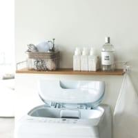 目指せ快適収納!洗濯機上を有効活用する収納アイデア特集☆