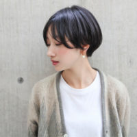 髪質の印象も変えてくれる!透明感のあるオシャレな雰囲気を叶えるアッシュグレー