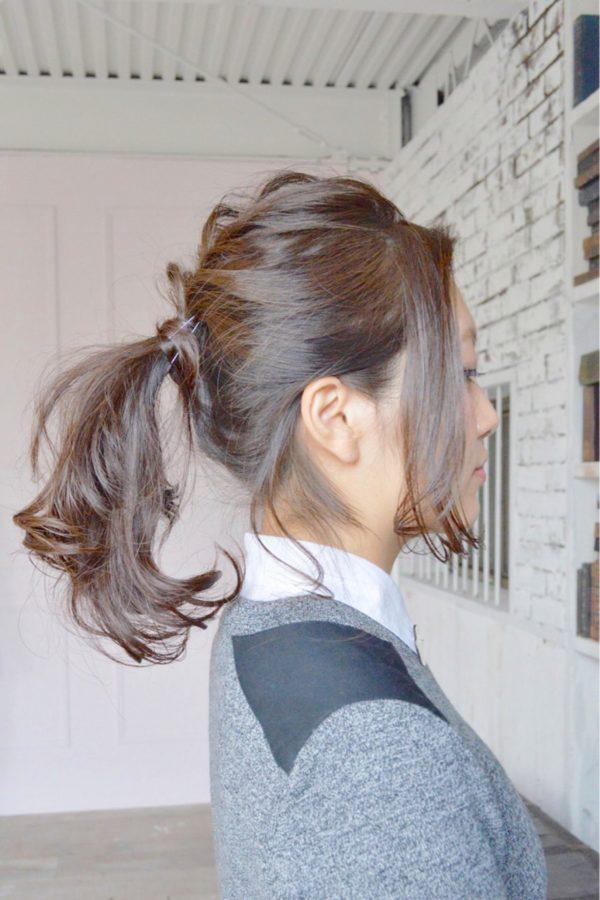 長めの前髪12