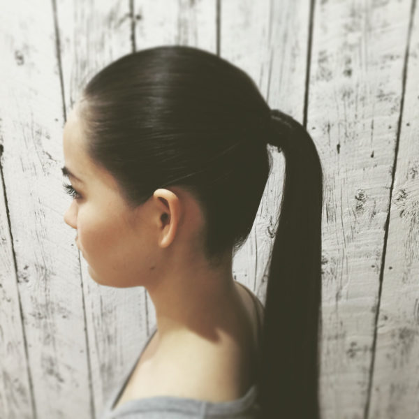前髪なし2