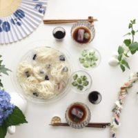 【連載】これから夏の定番に♫100均アイテムでいつもの食卓を美味しく華やかに!