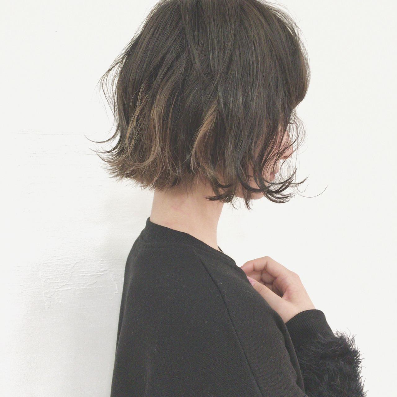 トレンドライクな黒髪2