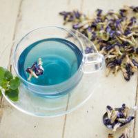 暑い季節にぴったり◎見た目にも涼しい「青の花茶」でリラックスタイムを過ごそう♪