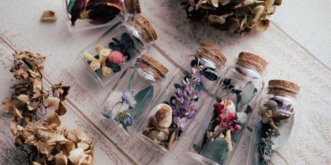 ドライフラワーを気軽に楽しもう!素敵な飾り方からお花選びまで実例21選ご紹介☆