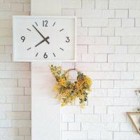 生活の時を刻む。シンプル&ミニマムな壁・置時計のおすすめ20選!