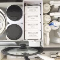 キッチン周りのオススメ整理整頓術。お台所仕事がスムーズにできるキッチンにしよう!