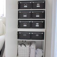お部屋をすっきり見せたいならモノトーンで♪小物使いやアイデアがオシャレで素敵な実例20選☆