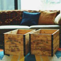 小物入れからシェルフまで♡おしゃれで役に立つ自分好みの木製ボックスをDIYしよう!