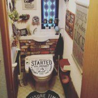 週末に出来るトイレDIY♪狭くて独立した空間だからこそアレンジを楽しもう!