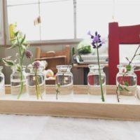 プチプラでお花のある暮らしを楽しもう!ステキなアイデアと実例をご紹介します。