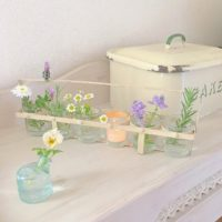 グリーン・お花の取り入れ方アイデア特集♪これからの季節にもぴったりなフラワーベース!