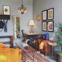 壁面インテリアで空間演出☆ポスターやファブリックパネルを素敵にアレンジしているお部屋をご紹介