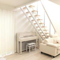 開放感が格段にアップ!憧れのスケルトン階段を取り入れたお部屋をご紹介!