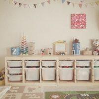 IKEA「TROFAST/トロファスト」実例集☆おしゃれで実用的な収納家具を上手に使おう!