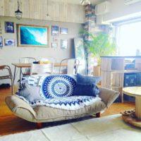 夏のおすすめのマリン風ブルーインテリア♡さわやかなお部屋に模様替えしよう!