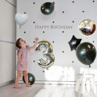 今年はどれにする?おしゃれな誕生日デコレーションのアイディア集♡
