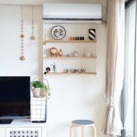 壁にお気に入りをディスプレイ♡飾り棚やシェルフでお部屋のセンスアップを!
