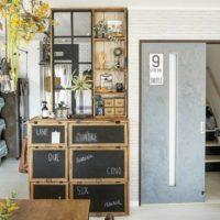 人気の黒板インテリア!おうちにカフェみたいなお洒落空間を演出する方法20選