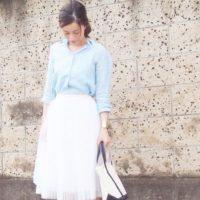 夏でも涼しげなリネンシャツはユニクロで☆プチプラリネンシャツコーデ15選!