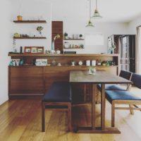 家具で人気の木材ウォルナットを活かすインテリアの配色についての考察