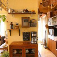 カフェ風のかわいいオシャレなお部屋にしたい!カフェ風のインテリア雑貨や小技をご紹介♪