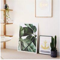 アートポスターでいつものお部屋を簡単イメージチェンジ!ワンランク上の素敵な空間に