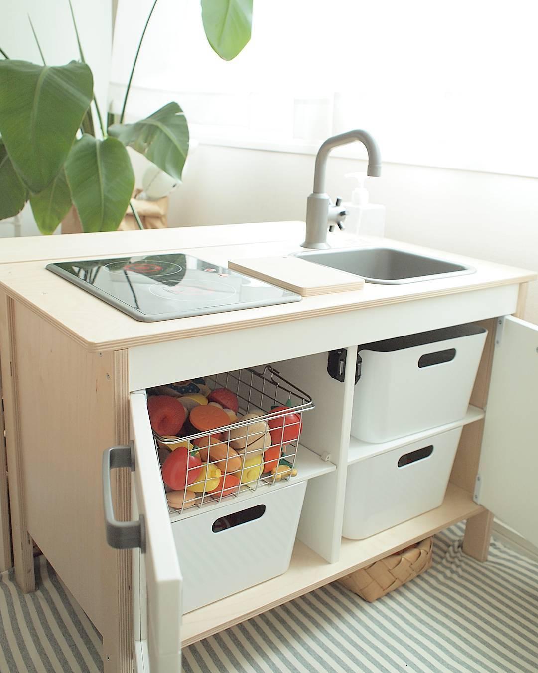 IKEAのままごとキッチン