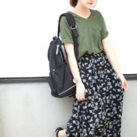 ユニクロのTシャツ・カットソーで見せるリアルコーデ15選!毎日着たい万能アイテム♡