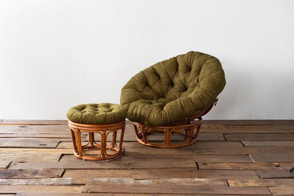 居心地のいいソファ