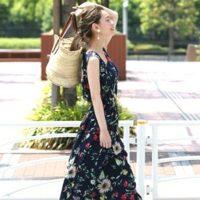夏だからこそ、とびきり可愛く♡キュートな大人女子の夏コーデ15選!