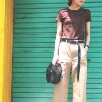 オトナ女子の2017年夏、ユニクロコーデ特集!ベーシックアイテムでとことん上品カジュアルに♪