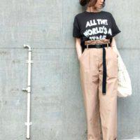 着飾らないスタイルがオシャレ♡大人女子必見のシンプルコーデ特集!