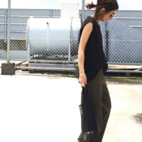 涼しくて機能的♡大人可愛い、リネン素材を使ったファッションコーデ15選