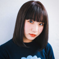 日本人に似合う髪型☆暗髪×ミディアムで作れるこなれ感のあるヘアスタイル