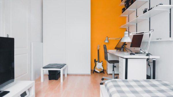 海外のスタジオアパートメント3