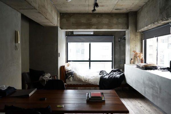 海外のスタジオアパートメント4