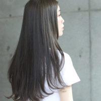 上品で大人っぽい魅力的な女性に♡レングス別サラツヤストレートヘア特集