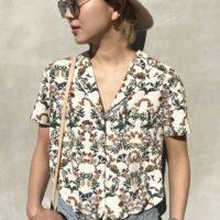 とことん夏気分を楽しんじゃおう♪お洒落なアロハシャツ着こなし術特集!