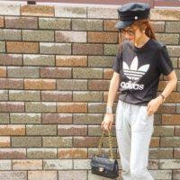 この夏必見!ブランドロゴTで日頃のファッションがトレンドスタイルに!