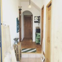 雰囲気をがらりと変える!おしゃれな玄関マットを敷いた玄関をご紹介