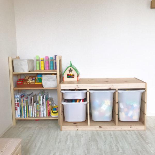 子供部屋収納11