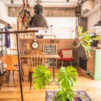 こだわりのカフェ風インテリア&DIY実例20選☆カフェにいるよりくつろげる空間を作ろう!