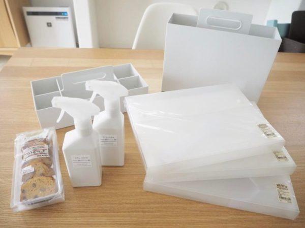 無印良品おすすめ収納アイテム③ ポリプロピレン収納キャリーボックス実例6