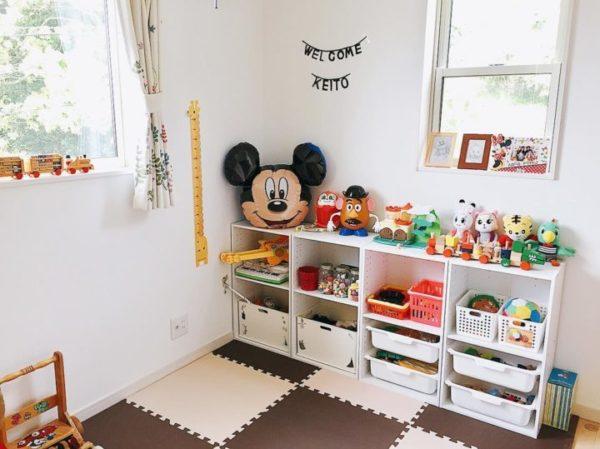 子供部屋収納28