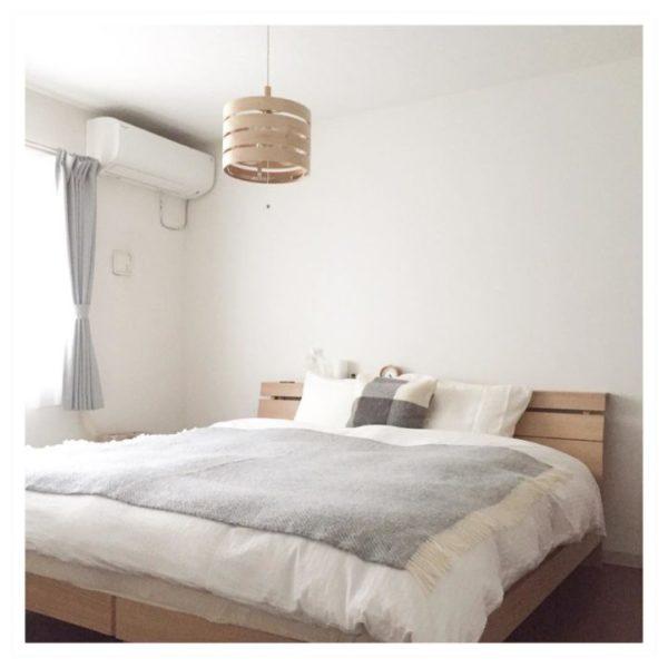 安眠に効果的な寝室インテリアの法則19