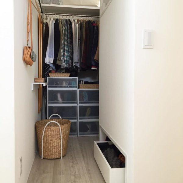 インテリアレイアウト⑤収納はお部屋の重要ポイント!